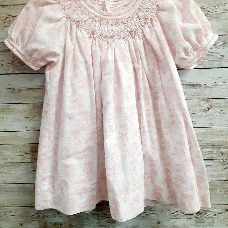 Petit Ami Smocked Dress