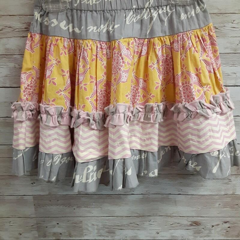 Mustard Pie Skirt