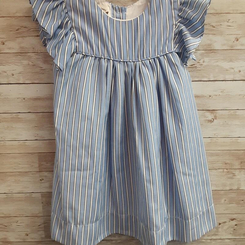Three Oaks Stripe Dress