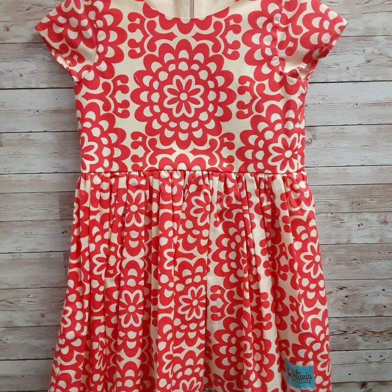 Sweet Petunia Dress