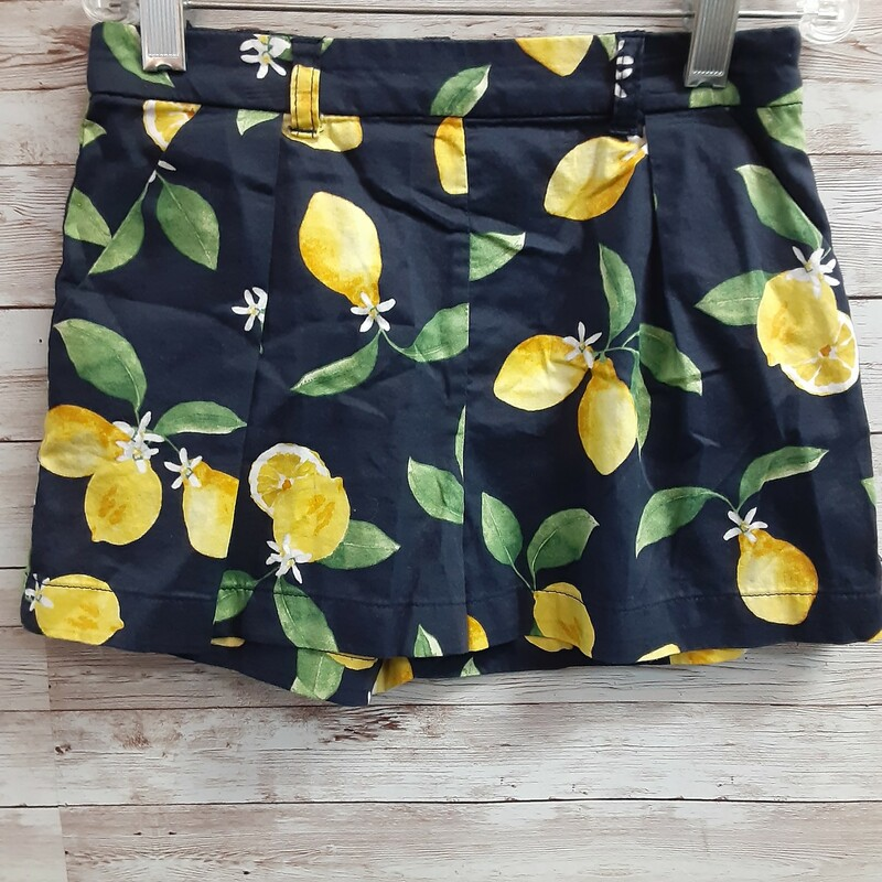 Mayoral Lemon Shorts