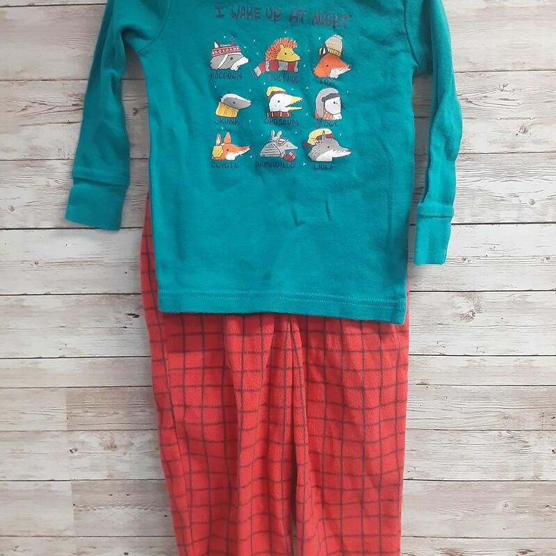 Cat&Jack Pjs, Blue/red, Size: 12m Boys
