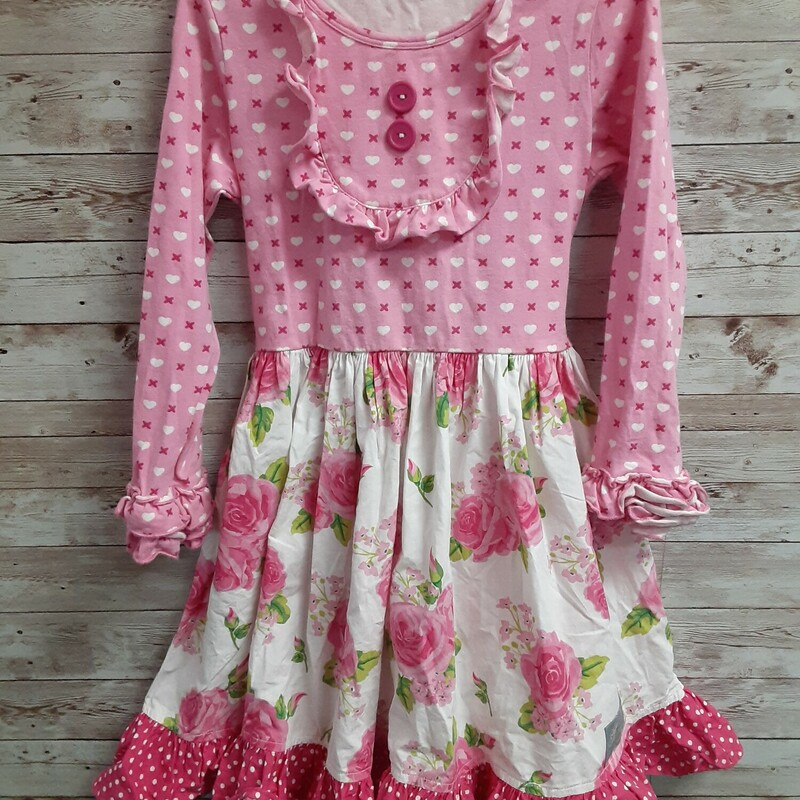 Eleanor Rose Dress