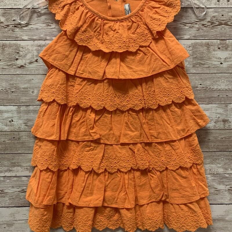 Mayoral Ruffle Dress