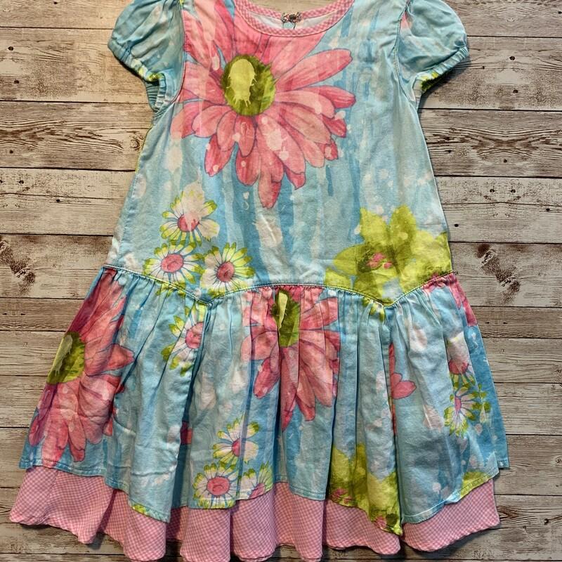 Pampolino Flower Dress
