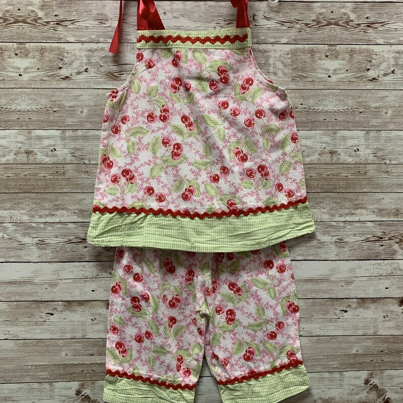 Tralala 2p Cherry Outfit