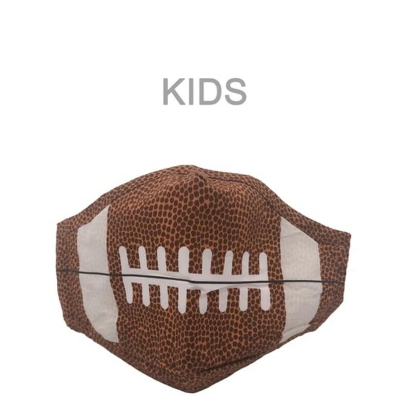 KIDS FOOTBALL MASK