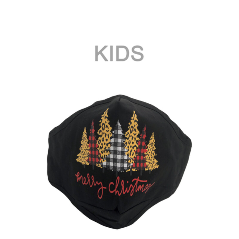 KIDS TREE MASK
