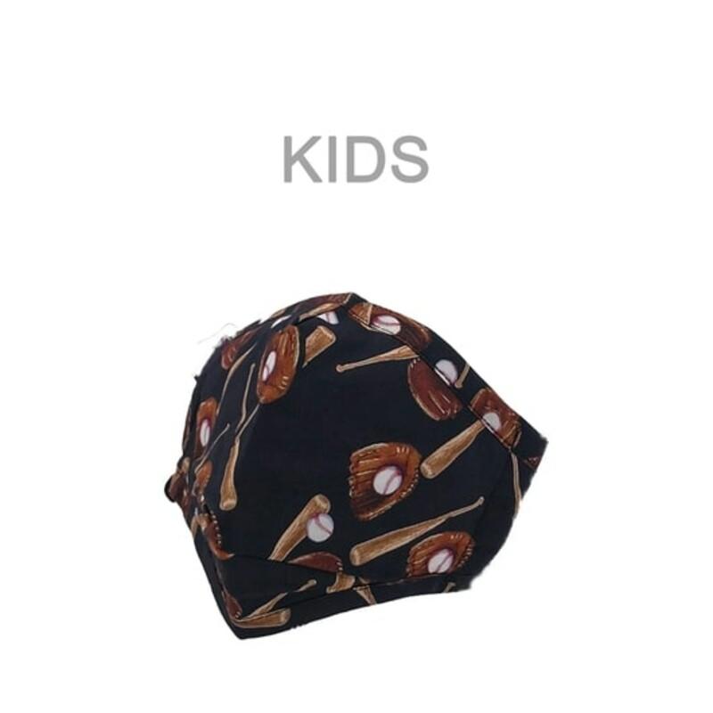 KIDS BASEBALL MASK