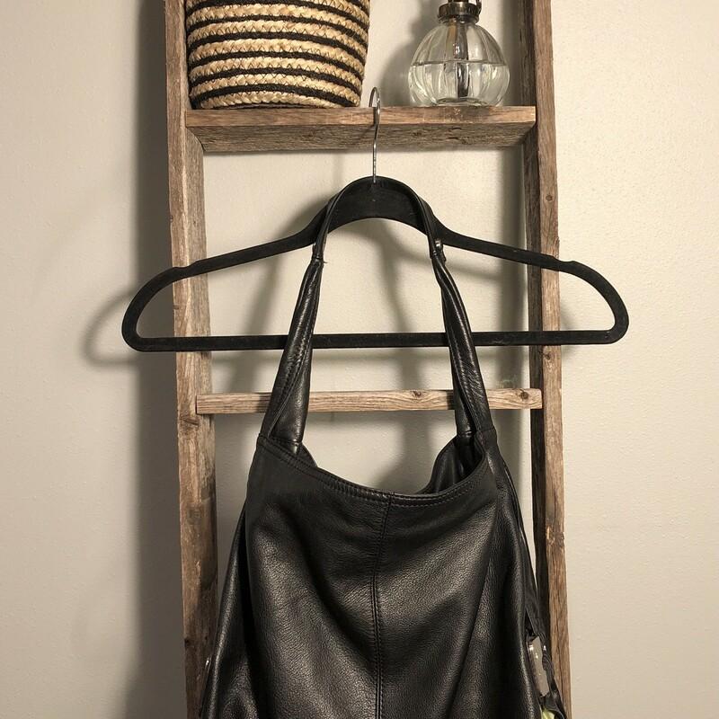B Makowski Leather Handba