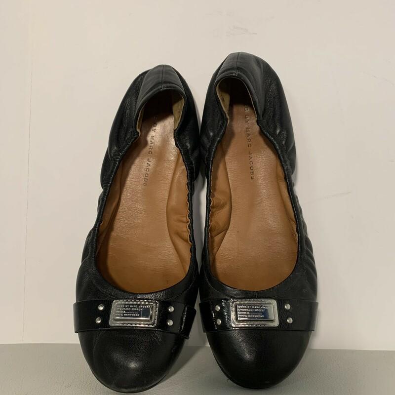 Marc Jacobs-sz 41, Solid, Size: Black