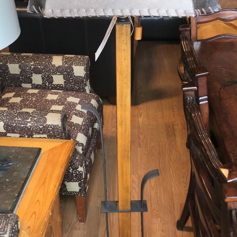 Floor Lamp Rustic/modern