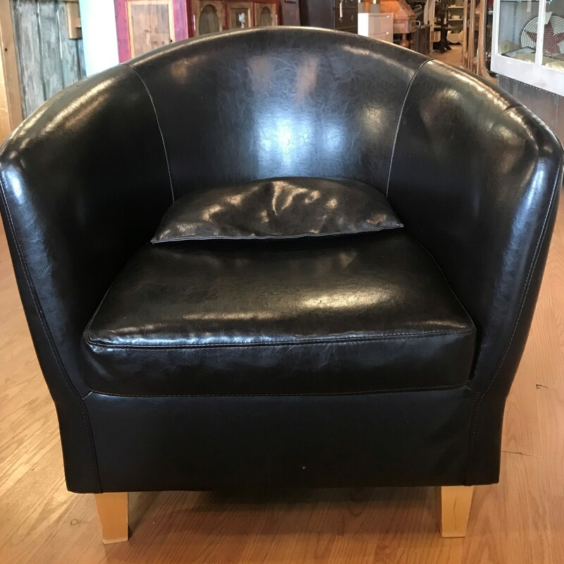 Club Arm Chair Leather