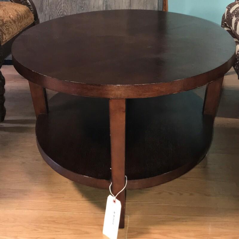 Coffee Table Shelf Below
