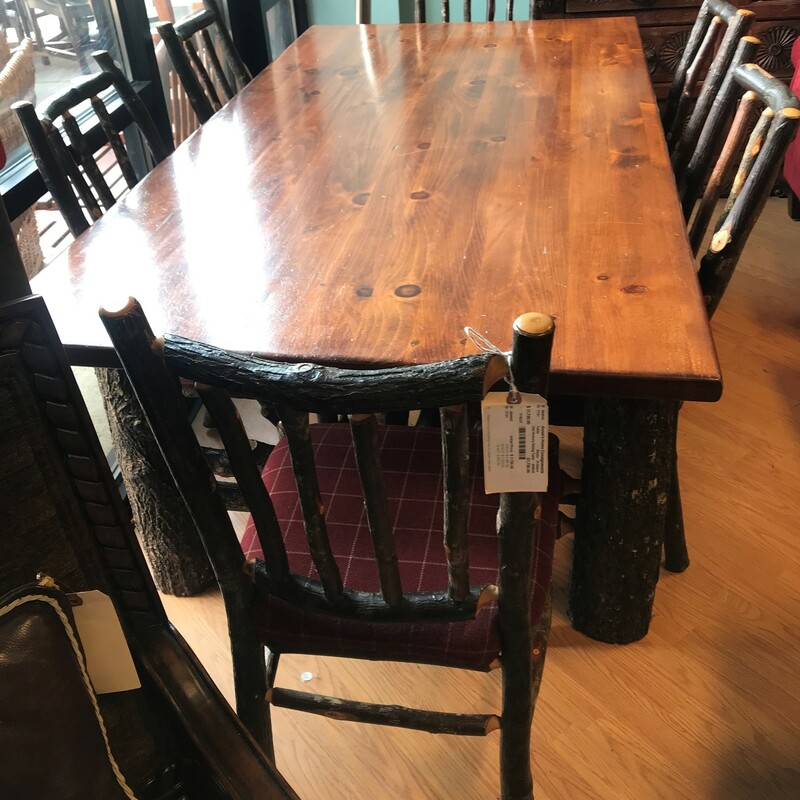 Old Hickory Dining Table