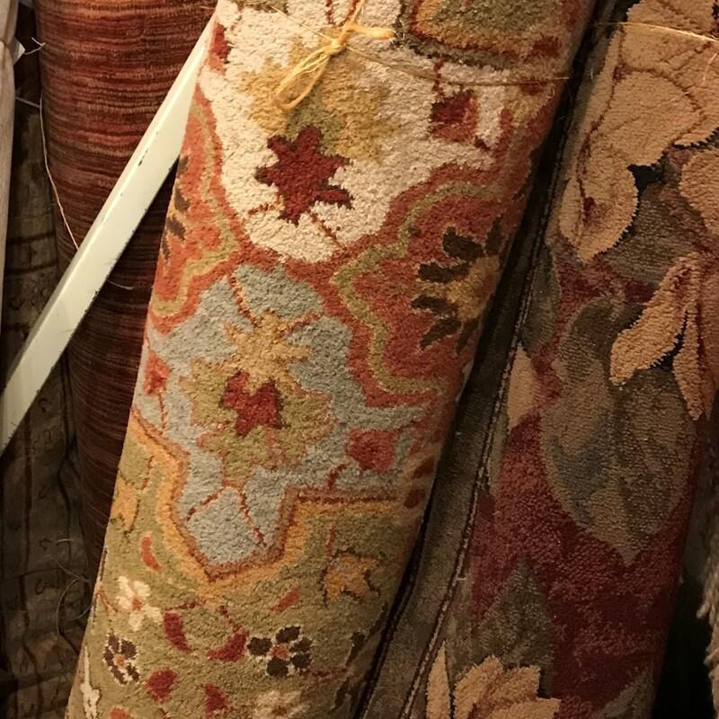 Wool Persan Style Rug