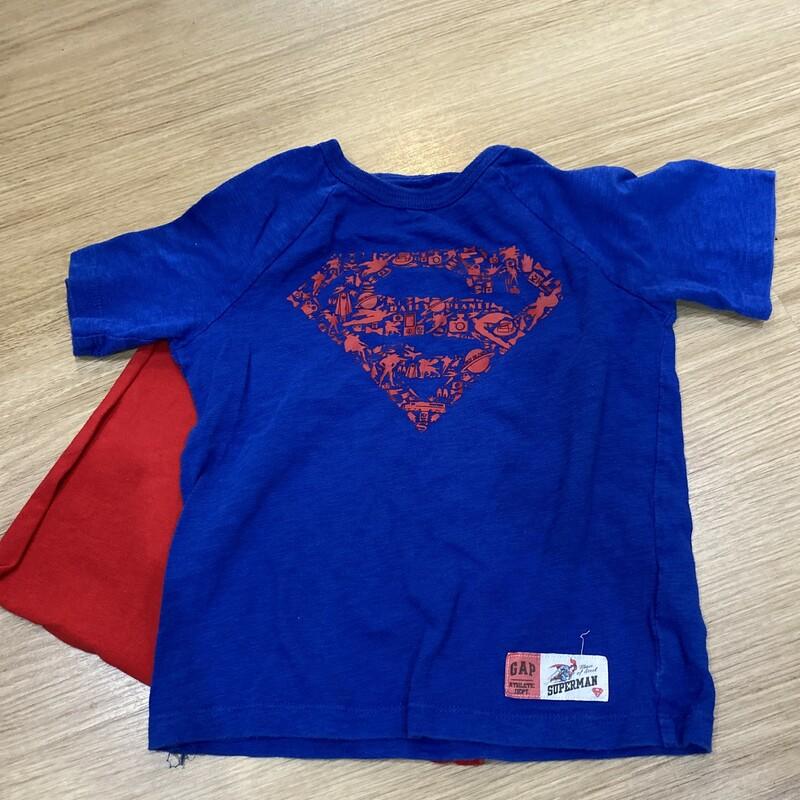 Babygap DC, Superman, Size: 4