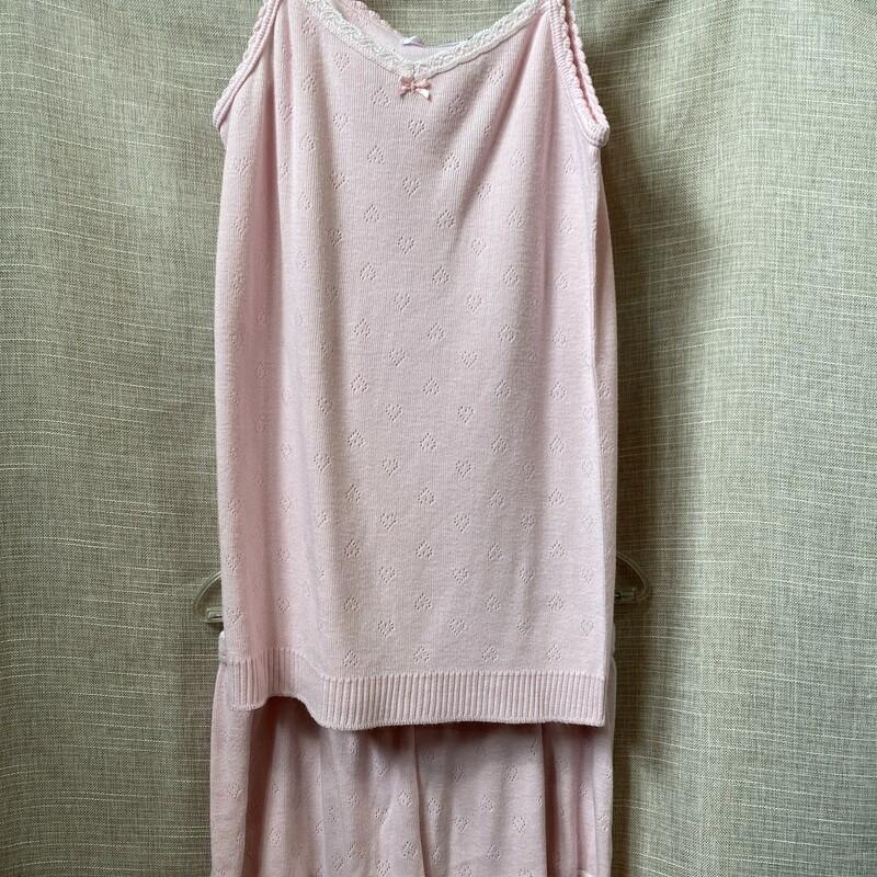 Polka Dot, Pink, Size: 12