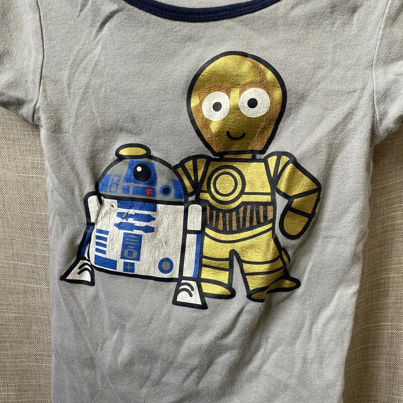 Gap Star Wars, Grey Blu, Size: 4T