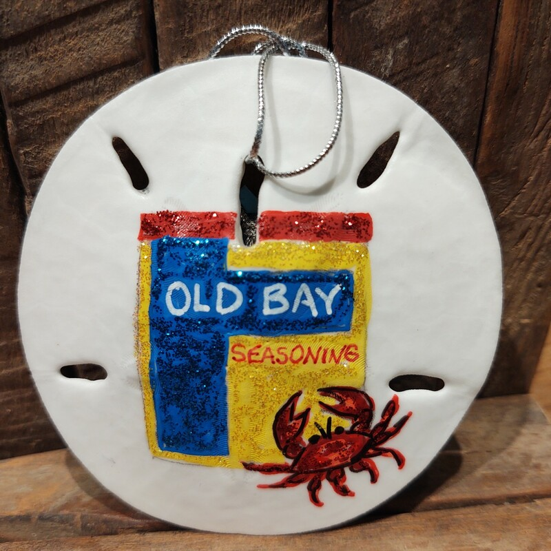 Old Bay Sand Dollar