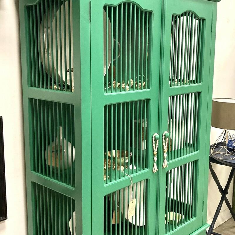 Display Cabinet Spring Gr