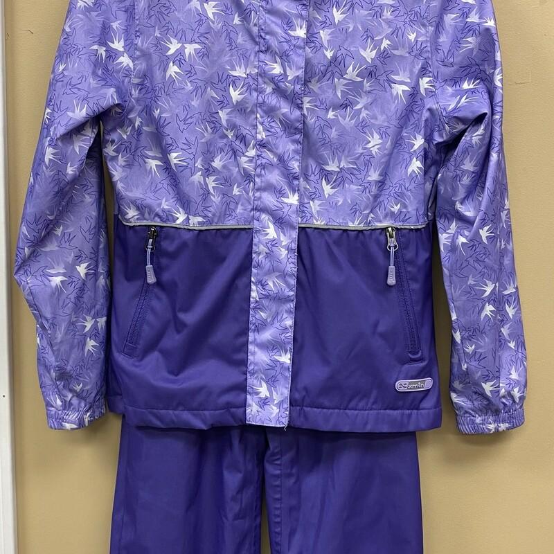 Xtmn 2pc Splash Suit