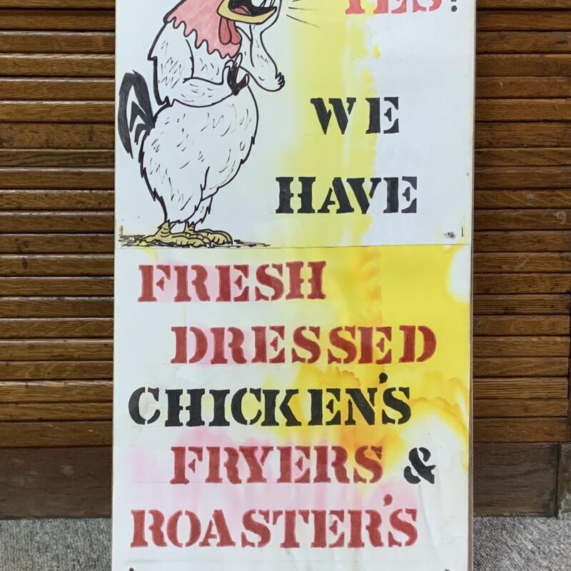 Chicken Advertisement
