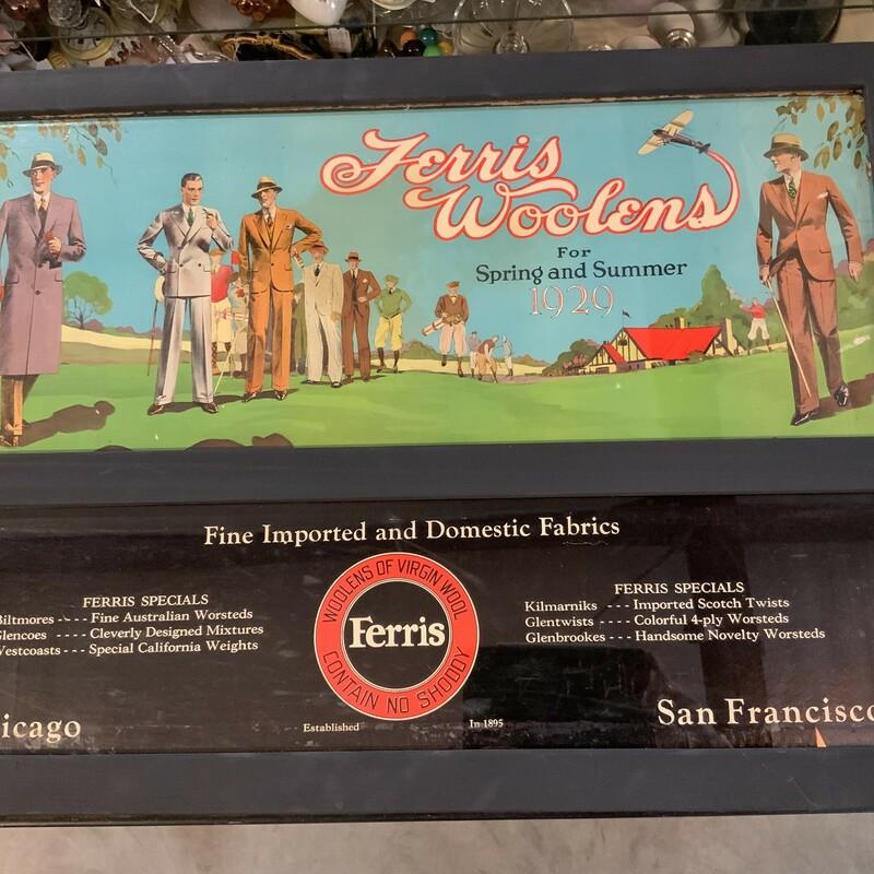 Ferris Woolens Adversitin