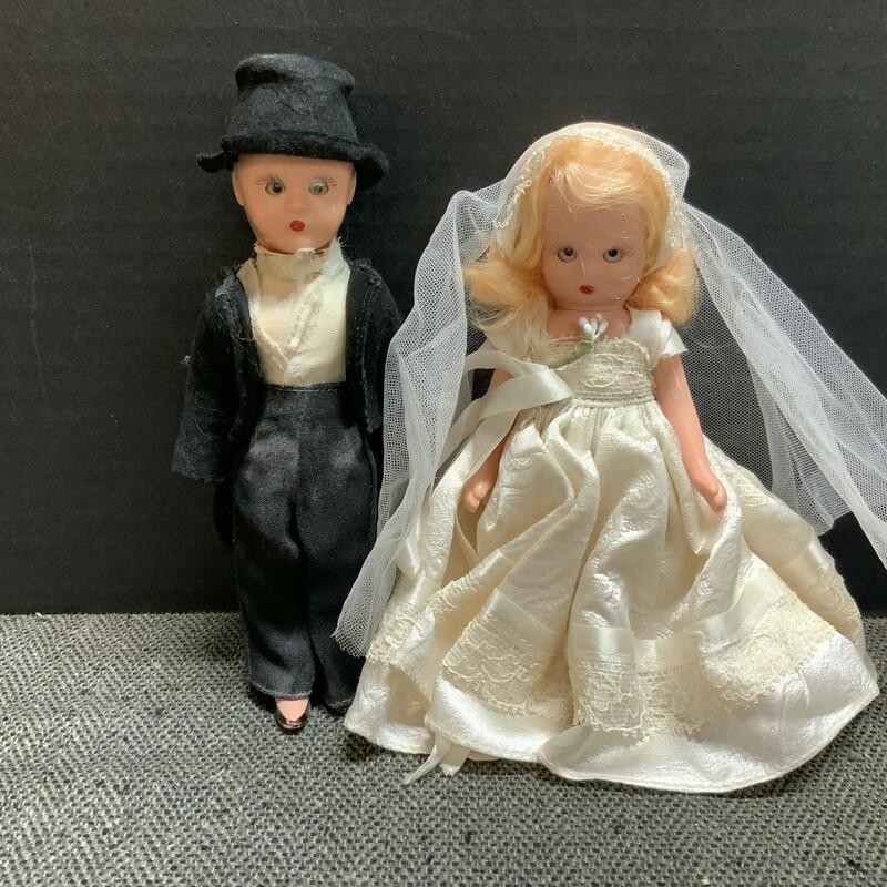 Doll Couple