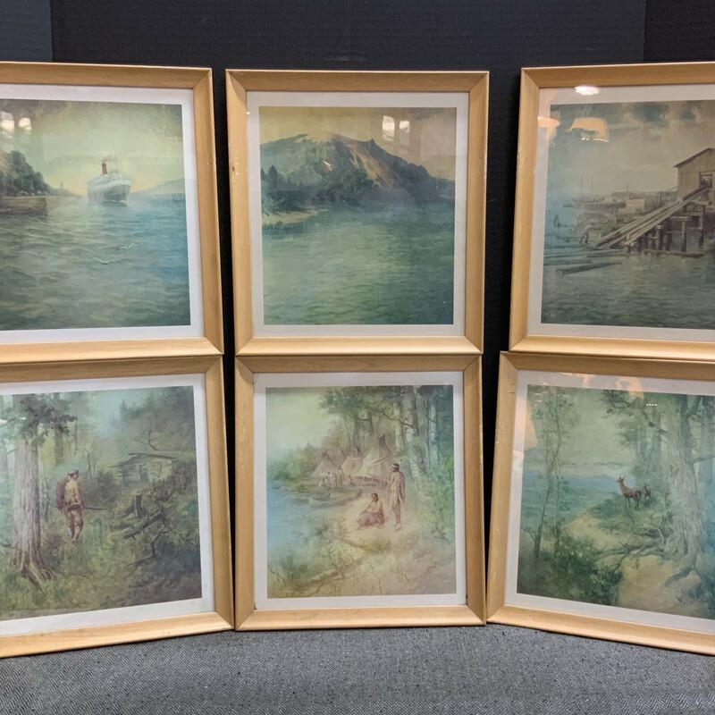 6 Art Prints