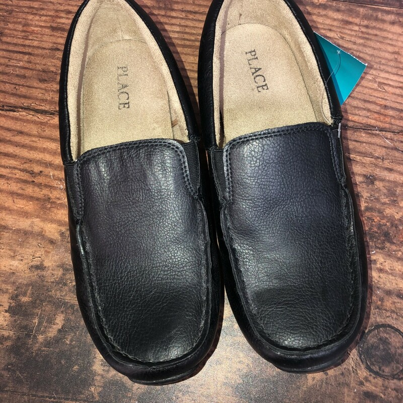 Black Loafers Y5