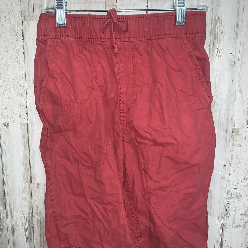 10 Red Shorts, Red, Size: Boy 10 Up
