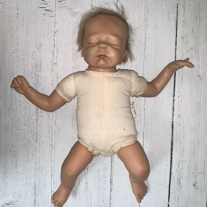 Violet Parker Reborn Doll