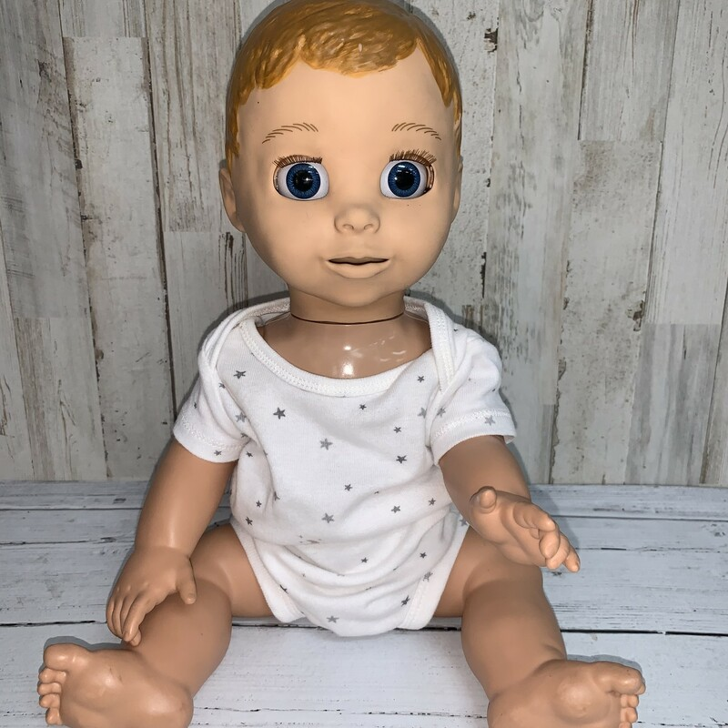Interactive Doll
