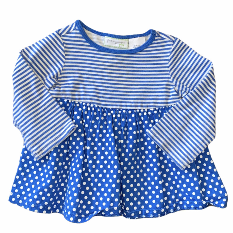 First Impressions, Blue, Size: 3-6 M