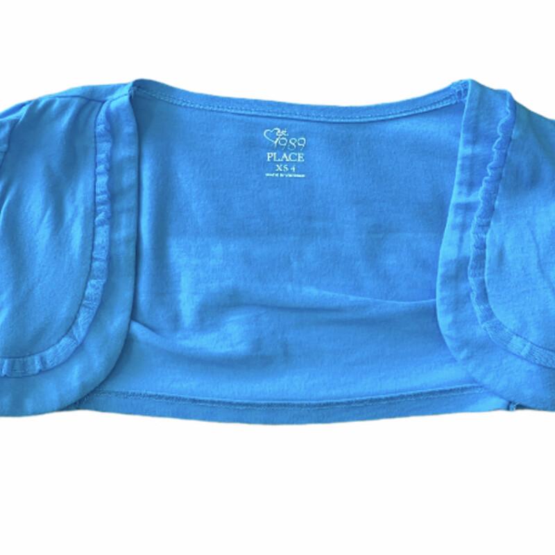 Childrens Place, Blue, Size: 4