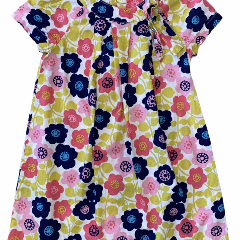 Cherokee, Floral, Size: 4T