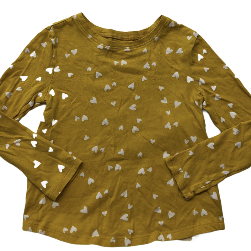 Old Navy, Yellow, Size: 5T