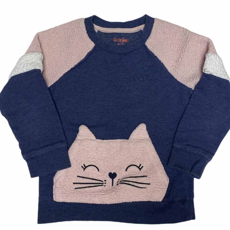 Cat & Jack, Blue, Size: 4/5