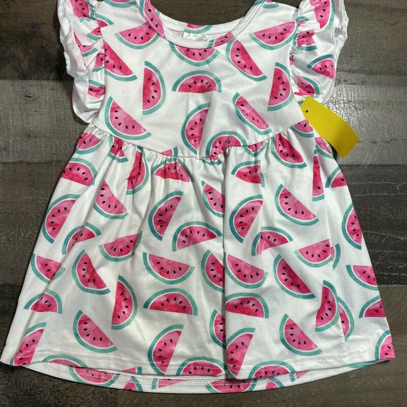 Girls Flutter Sleeve Dres