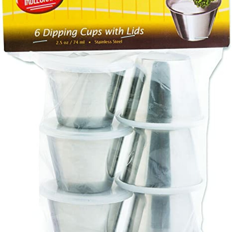 Dipping Cups & Lids