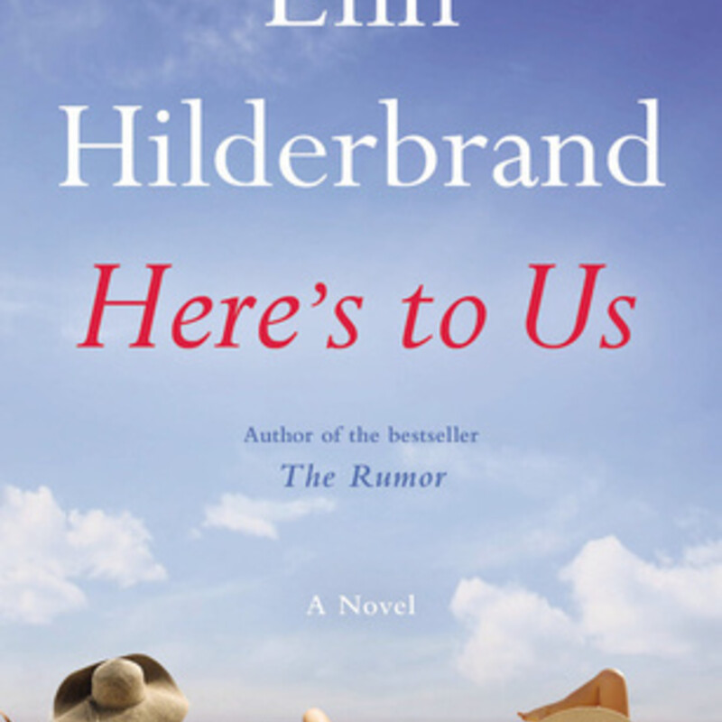 Audio CD  Here's to Us by Elin Hilderbrand (Goodreads Author)   An emotional, heartwarming story from New York Times bestselling author Elin Hilderbrand about a grieving family that finds solace where they least expect it.  Celebrity chef Deacon Thorpe has always been a force of nature with an insatiable appetite for life. But after that appetite contributes to Deacon's shocking death in his favorite place on earth, a ramshackle Nantucket summer cottage, his (messy, complicated) family is reeling. Now Deacon's three wives, his children, and his best friend gather on the island he loved to say farewell. The three very different women have long been bitter rivals, each wanting to claim the primary place in Deacon's life and his heart. But as they slowly let go of the resentments they've held onto for years and remember the good times, secrets are revealed, confidences are shared, and improbable bonds are formed as this unlikely family says goodbye to the man who brought them all together, for better or worse--and the women he loved find new ways to love again.
