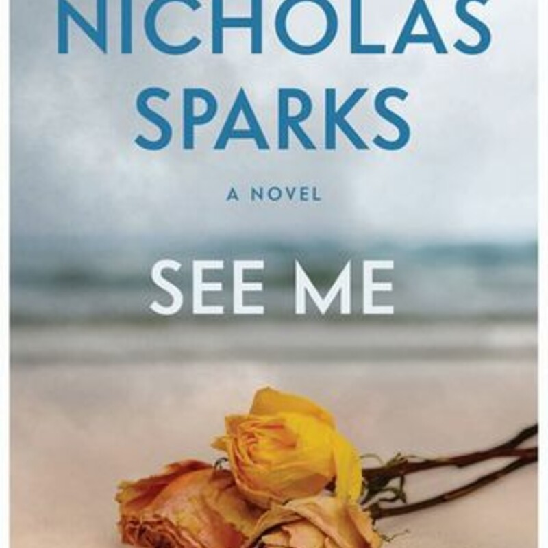 Audio CD  See Me by Nicholas Sparks (Goodreads Author)  See me just as I see you . . .  Colin Hancock is giving his second chance his best shot. With a history of violence and bad decisions behind him and the threat of prison dogging his every step, he's determined to walk a straight line. To Colin, that means applying himself single-mindedly toward his teaching degree and avoiding everything that proved destructive in his earlier life. Reminding himself daily of his hard-earned lessons, the last thing he is looking for is a serious relationship.  Maria Sanchez, the hardworking daughter of Mexican immigrants, is the picture of conventional success. With a degree from Duke Law School and a job at a prestigious firm in Wilmington, she is a dark-haired beauty with a seemingly flawless professional track record. And yet Maria has a traumatic history of her own, one that compelled her to return to her hometown and left her questioning so much of what she once believed.  A chance encounter on a rain-swept road will alter the course of both Colin and Maria's lives, challenging deeply held assumptions about each other and ultimately, themselves. As love unexpectedly takes hold between them, they dare to envision what a future together could possibly look like . . . until menacing reminders of events in Maria's past begin to surface.  Rich in emotion and fueled with suspense, SEE ME reminds us that love is sometimes forged in the crises that threaten to shatter us . . . and that those who see us for who we truly are may not always be the ones easiest to recognize.