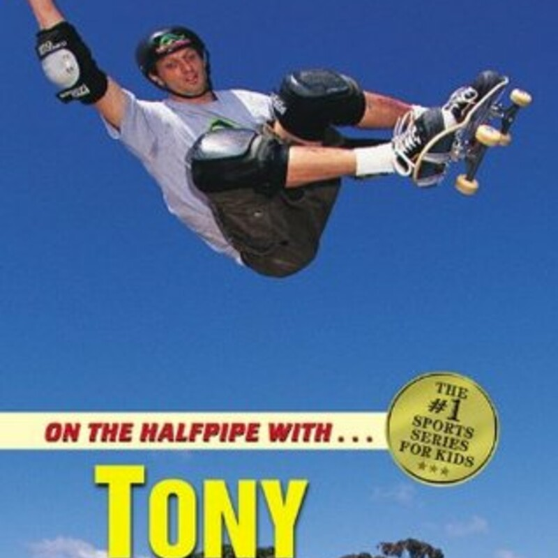 On The Halfpipe With Tony