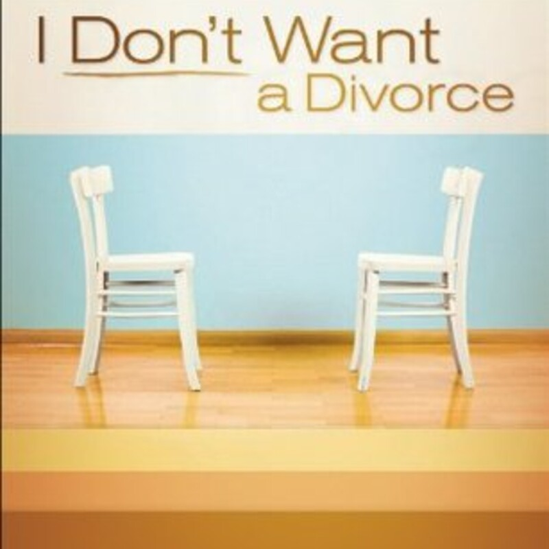 I Dont Want A Divorce
