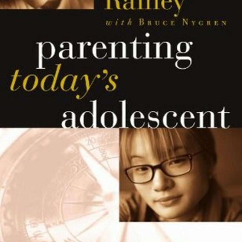 Parenting Todays Adolesce