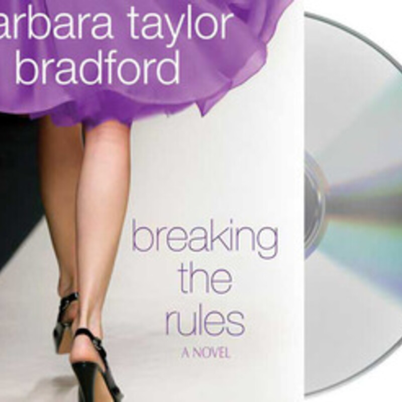 Audio Barbara Bradford (Goodreads Author) Breaking the Rules #7Emma Harte Saga Romance Fiction  Following a terrifying encounter in the quiet English countryside, a young woman flees to New York in search of a new life. Adopting the initial M as her name, and reinventing herself, she embarks on a journey that will lead her to the catwalks of Paris, where she becomes the muse and star model to France's iconic designer Jean-Louis Tremont.  When M meets the charming and handsome actor, Larry Vaughan in New York they fall instantly in love and marry. Soon, they become the most desired couple on the international scene, appearing on the cover of every celebrity magazine, adored by millions. With a successful career and a happy marriage, M believes she has truly put the demons of her past behind her. But M's fortunes are about to take another dramatic twist.  A series of bizarre events turn out not to be accidents at all, but assaults on M and her family. The dark figure from M's past, a psychopath with deadly intent, has made a vow: to shatter M's world forever. But M also makes a vow: she will do everything to keep them all safe. When those you love are threatened and at risk, there's nothing you won't do to protect them… you'll even resort to breaking the rules! Moving from New York to the chic fashion capitals of London and Paris, to the exotic locations of Istanbul and Hong Kong, this new tale from a renowned storyteller is a genuine pageturner