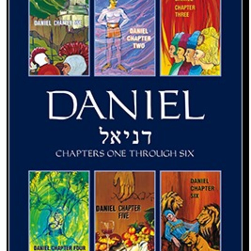 Daniel Chapters One 1thro