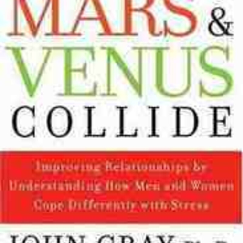 Why Mars And Venus Collid