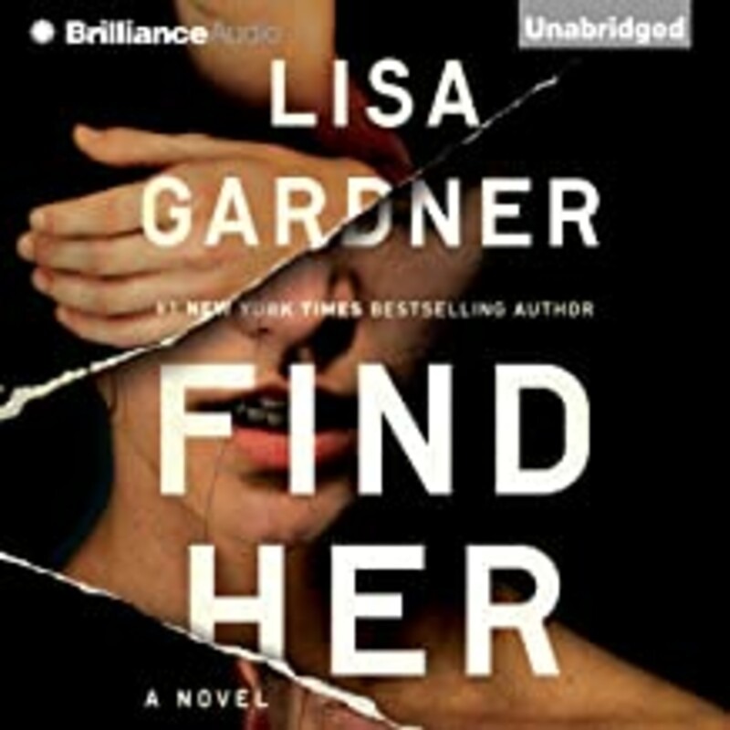 Audio Lisa Gardner (Goodreads Author) Find Her Mystery Thriller Fiction  Flora Dane is a victim.  Seven years ago, carefree college student Flora was kidnapped while on spring break. For 472 days, Flora learned just how much one person can endure.  Flora Dane is a survivor.  Miraculously alive after her ordeal, Flora has spent the past five years reacquainting herself with the rhythms of normal life, working with her FBI victim advocate, Samuel Keynes. She has a mother who's never stopped loving her, a brother who is scared of the person she's become, and a bedroom wall covered with photos of other girls who've never made it home.  Flora Dane is reckless.  ...or is she? When Boston detective D. D. Warren is called to the scene of a crime - a dead man and the bound, naked woman who killed him - she learns that Flora has tangled with three other suspects since her return to society. Is Flora a victim or a vigilante? And with her firsthand knowledge of criminal behavior, could she hold the key to rescuing a missing college student whose abduction has rocked Boston? When Flora herself disappears, D. D. realizes a far more sinister predator is out there. One who's determined that this time, Flora Dane will never escape. And now it is all up to D. D. Warren to find her.